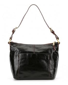 Charlie Leather Tramp Bag