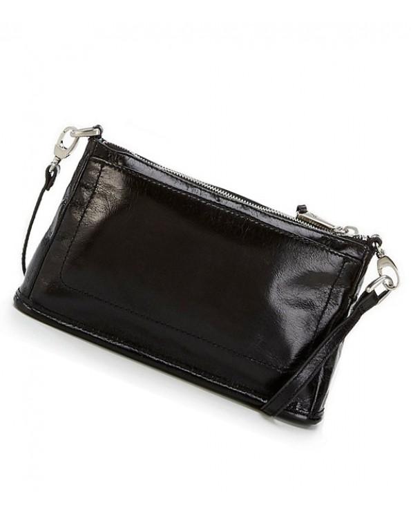 Cadence Mini Leather Cross-Body Bag