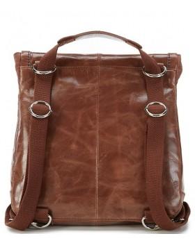 Ventura Messenger Bag With Open Top
