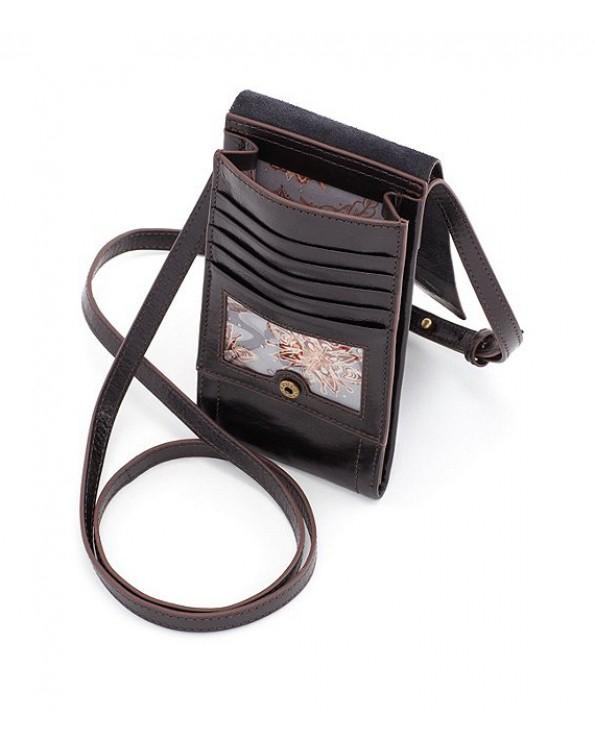 Token-Mini Leather Cross-Body Bag