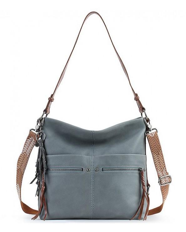Ashland Collective Zipper Top Hobo Bag