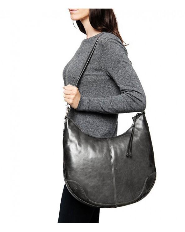 Melissa Ladle Leather Tramp Bag
