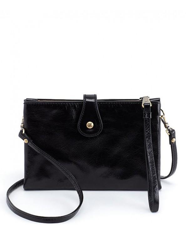 Display Leather Cross-Body Bag