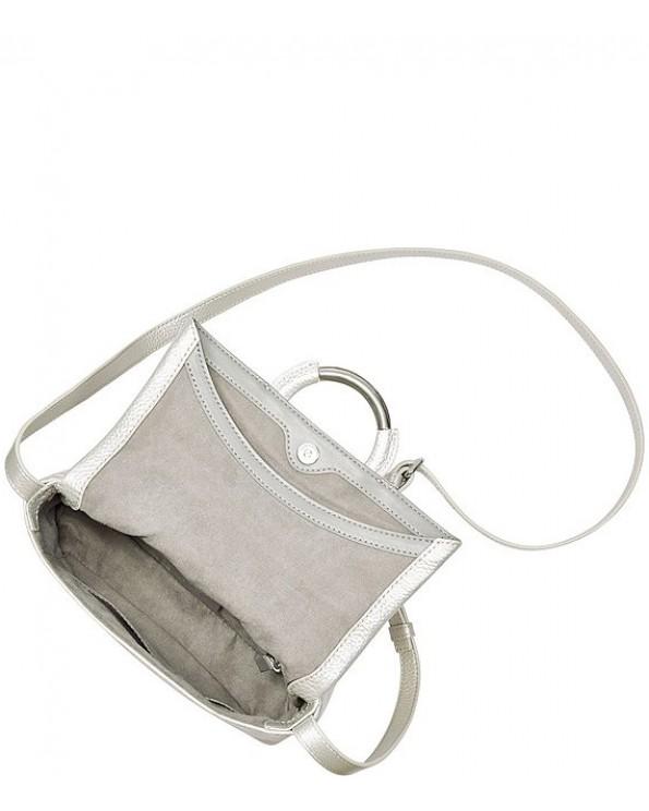 Keyln Metal Crossbody Bag