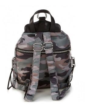 Julian Nylon Camouflage Backpack